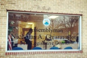 Mayor Davis to Join Assemblyman Chiaravalotti at Grand Opening of District Office in Bayonne