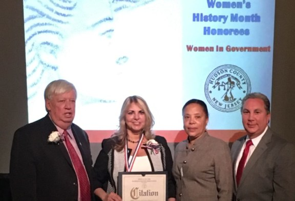 Secaucus Councilwoman Susan Pirro is Hudson County Women's History Month Honoree