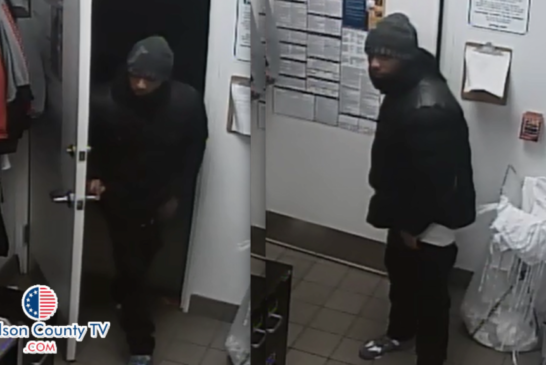 Another Burglary Suspect Wanted by Hoboken Police