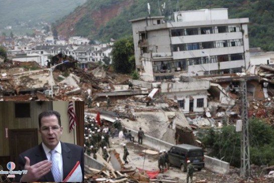 Union City offers assistance to those affected by the earthquake in Ecuador