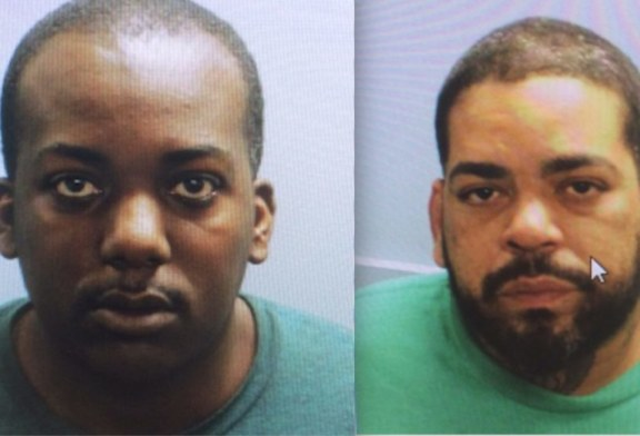 Out of state pair arrested by Port Authority police for fraudulent license plate/documents/over $6,000 owed to EZPass