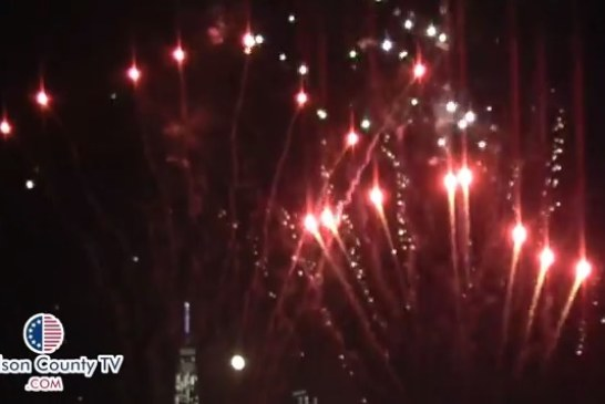 West New York Advisory:  Macy's Firework display will be held this year on the East River