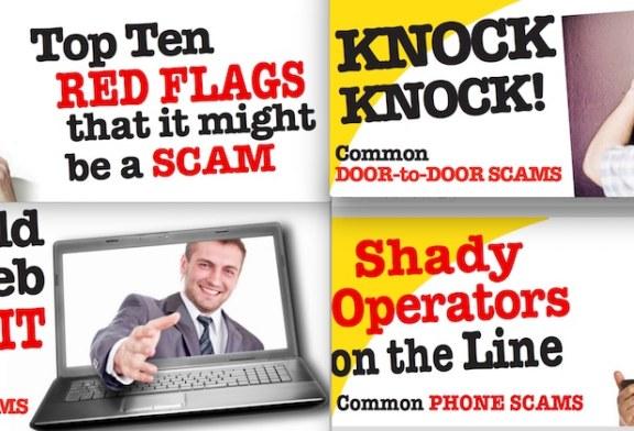 "NJ Division of Consumer Affairs Launches Online ""Anti-Fraud Toolkit"" for Senior Citizens"
