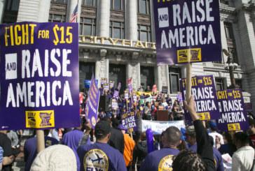 32BJ SEIU Statement in Response to Governor Christie's Veto of the $15 Minimum Wage Bill