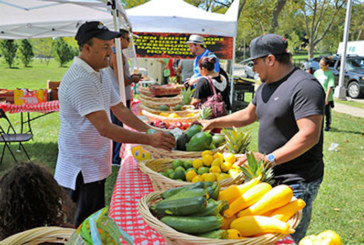North Bergen Farmer's Market is going strong every Sunday until September 25th