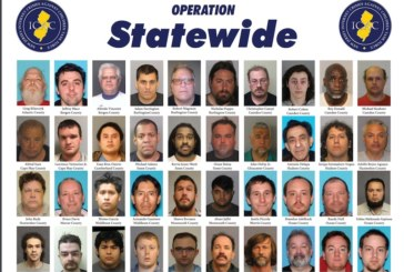 34-year-old Harrison Man and 68-year-old Bayonne Man among 40 Arrested in Child Pornography Charges