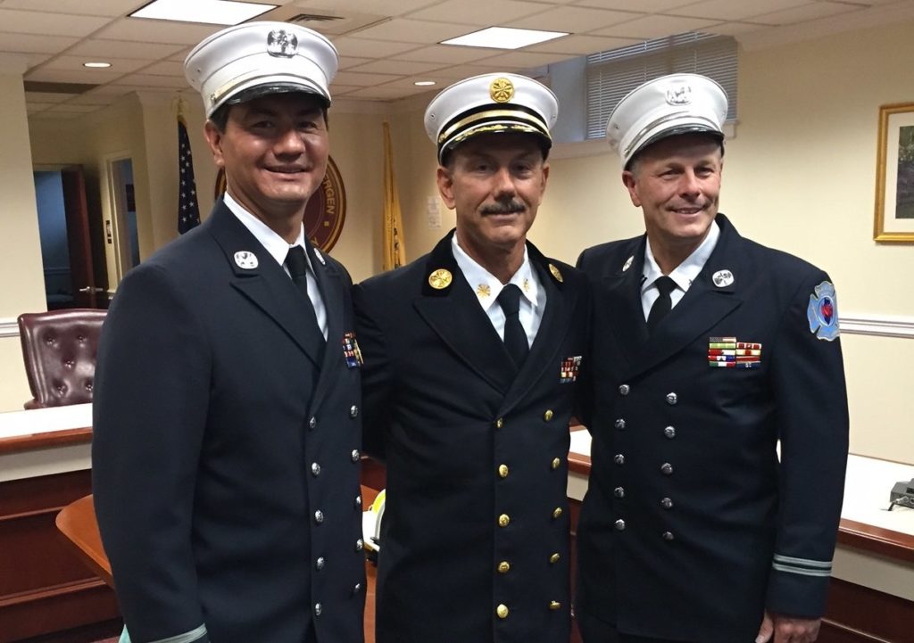 d3a8be1c5f5 North Hudson Regional Fire and Rescue Promotes Captains Albert ...