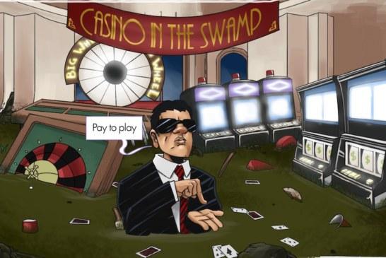 """Casino in the Swamp""?"