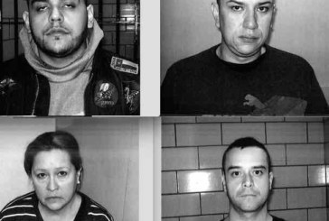 Port Authority Police Arrest Quartet on GWB with Over $10,000 of Shoplifted Merchandise