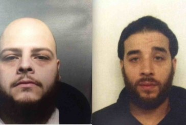 Port Authority Police Arrest Pair After Traffic Stop Leads to Drugs/Warrants