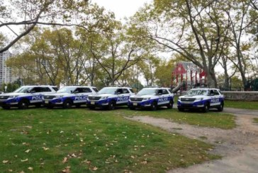 Union City purchases 5 new Police Vehicles