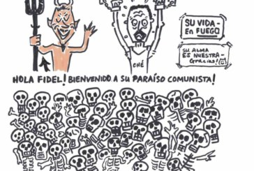 Is this Fidel's new heaven?