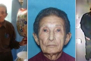 FOUND! 89-year-Old man with Alzheimer found yesterday wandering Jersey City