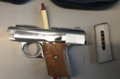 Man arrested with loaded pistol at Newark Airport
