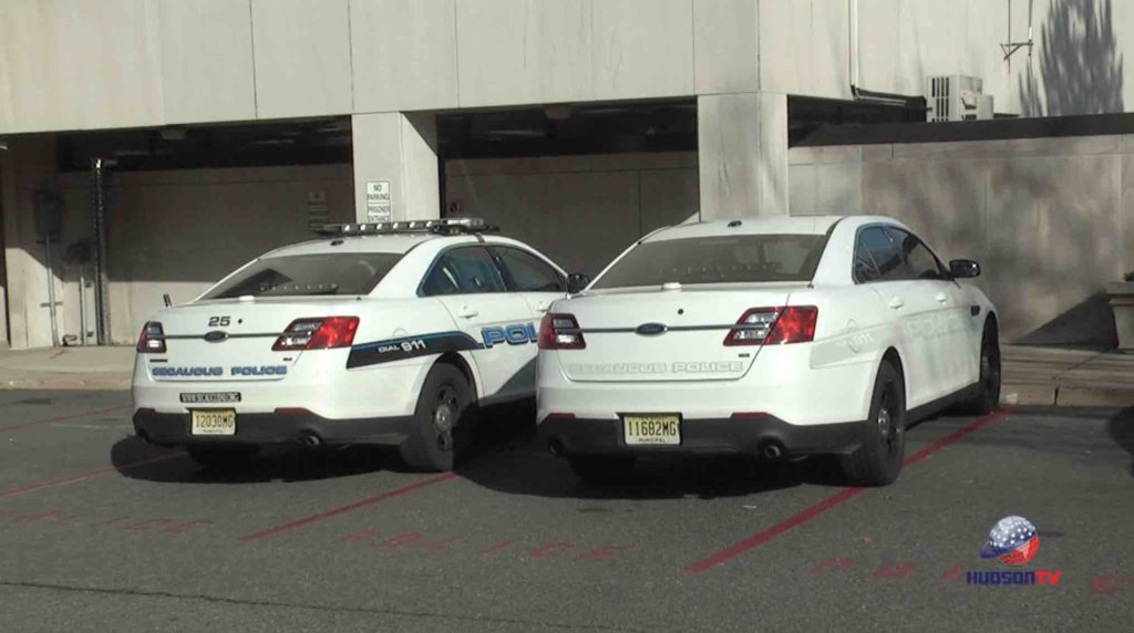 Secaucus man and woman arrested after reporting a false car