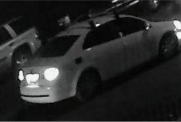 Do you know the owner of this car? Kearny PD is asking for your assistance