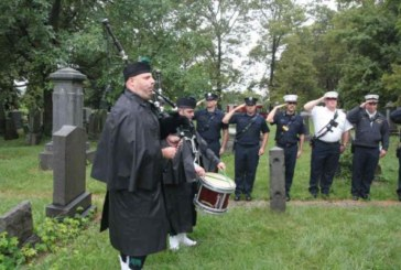 Jersey City Firefighters Remember Their Fallen Heroes