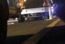 Three Police Officers Injured in a hit and run while investigating scene of a 16-year-old fatal accident (Graphic Image inside)