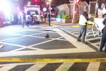 Teen tragically killed and Union City's finest injured as motorcycles slam through fatal accident scene
