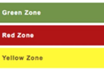 Renewal Time For Red, Yellow and Green Parking Zone Permits in Bayonne