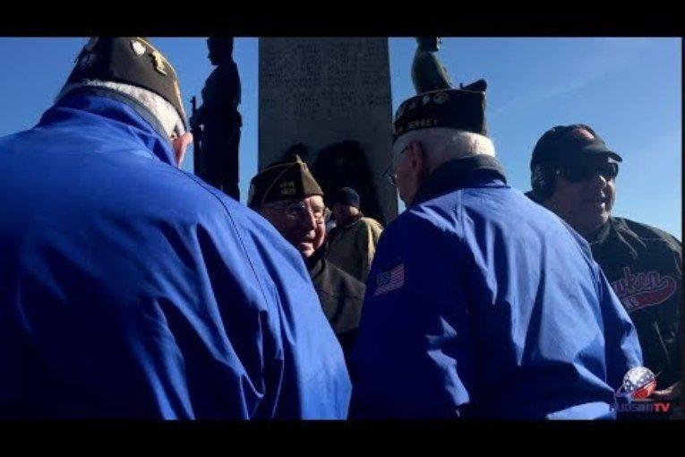 Weehawken honors its veterans