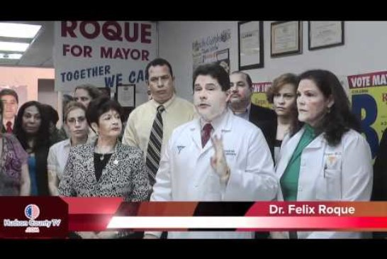 Felix Roque responds to Mayor Sal Vega Accusations on Ties to Sex Offender