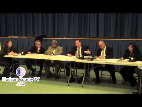 Union City Concerned Citizens make debut a Union City Town Meeting