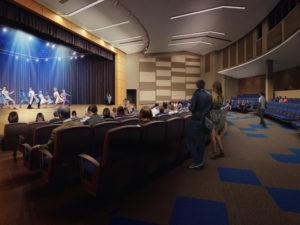 Auditorium Rendering