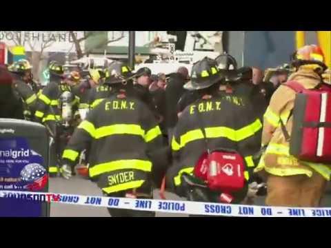 LIRR Commuter Train Crash in Brooklyn Injures Dozens