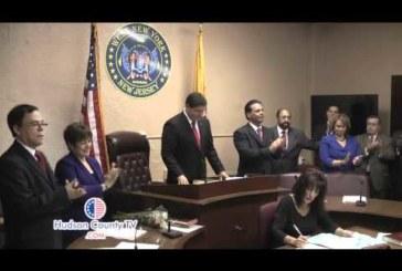 Felix Roque Sworn In as Mayor