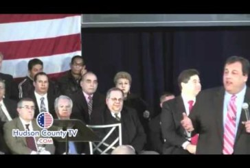 Governor Christie says No to Sick Pay Overhaul at West New York Town Hall Meeting