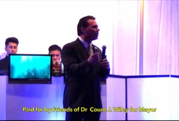 Heartfelt speech from Dr. Count Wiley – Sponsored Video
