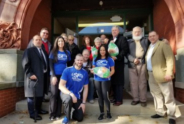 St Henry's Church in Bayonne received 100 Turkeys from Mayor and Council