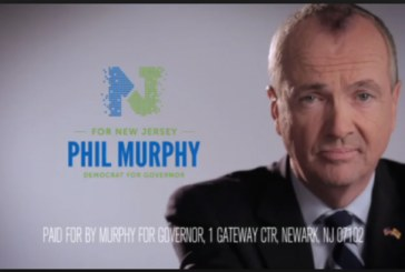Out with Christie: Phil Murphy becomes New Jersey's next governor