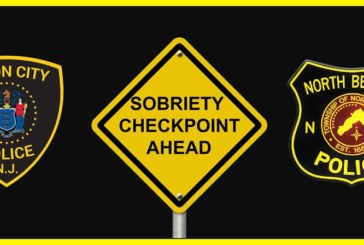North Bergen and Union City Police setting up DWI checkpoints ahead of Thanksgiving