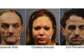 Three arrested for Identity Theft & Credit Card Making Scheme in Secaucus