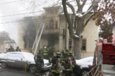 Weehawken 3-Alarm Fire Tears Through Building
