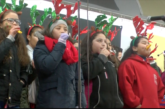 Downtown North Bergen has a blast at Winter celebration