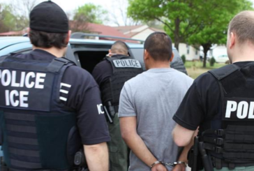 ICE New Jersey sweep nets 101 arrests deemed public safety threat
