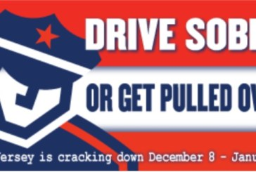Town of Secaucus will be cracking down on drunk drivers until January 1st 2018