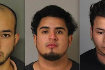 Three men arrested and charged in Kearny home invasion