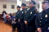West New York Police promote four of their own