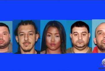 Five indicted in Hudson County cocaine and weed takedown