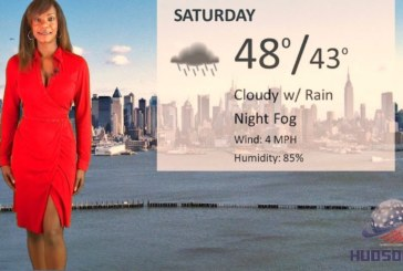 Weekend Weather Forecast for North Jersey by Meteorologist Lisa Rodriguez