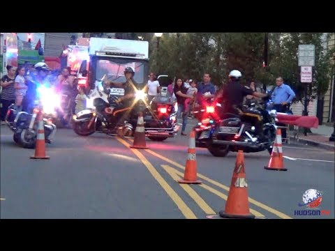 First Responders Gear Up for Union City Public Safety Day