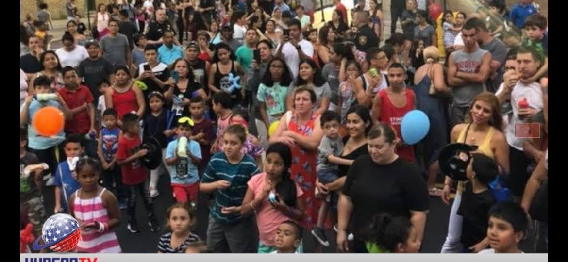 National Night Out Promotes Safer Communities in Hudson County