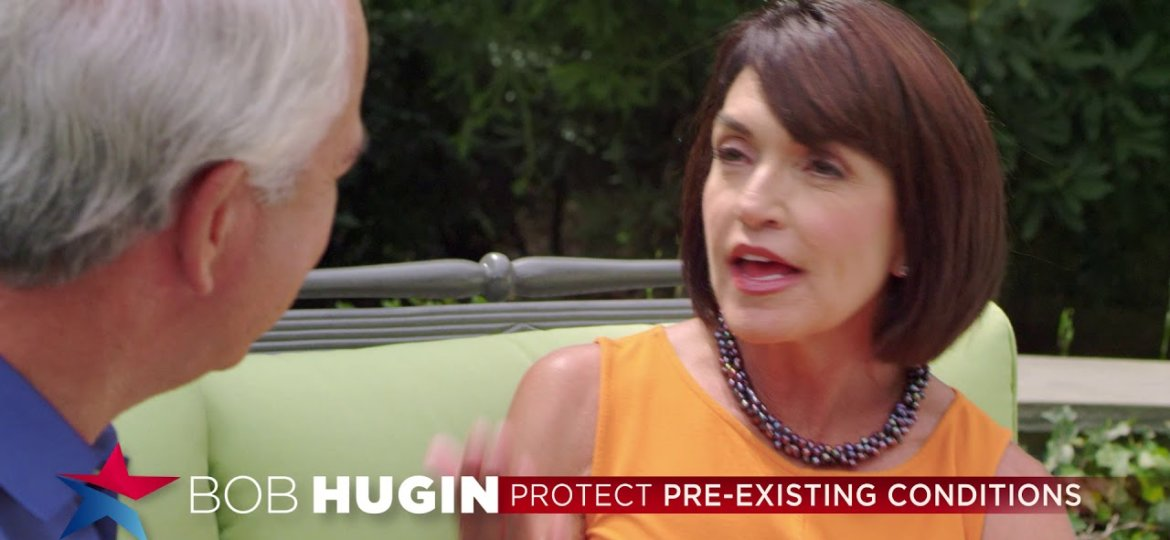 Hugin Promises Independence, To Put New Jersey First during an Ad released today