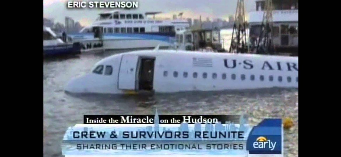 """Survivor of """"The Miracle on the Hudson"""" to Speak in North Bergen on Tenth Anniversary of the Miracle Plane Landing"""