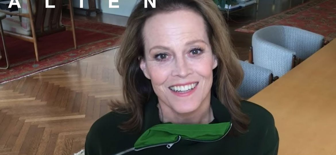 Sigourney Weaver and Ridley Scott Praise NBHS Stage Production of 'Alien'