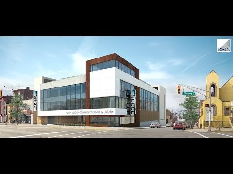 North Bergen Breaks Ground on New Community Center & Library